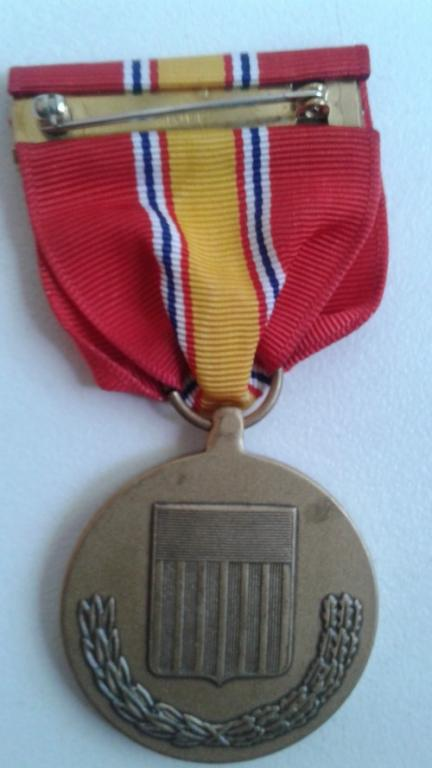 Медаль «За службу национальной обороне» (США).