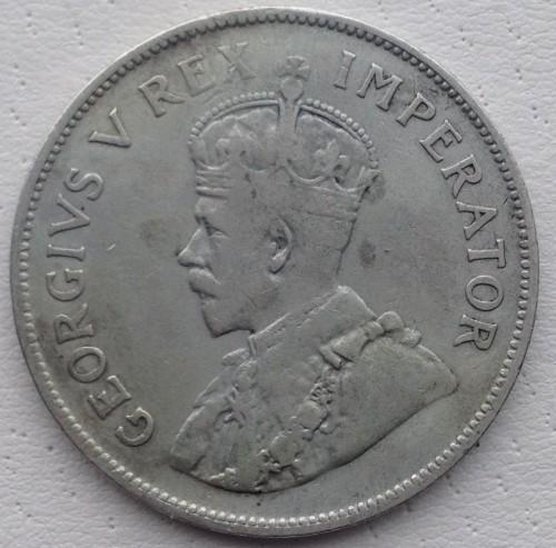 Южная Африка 2-1/2 шиллинга  1926  года   RR
