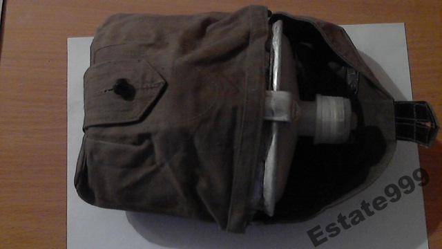 Котелок с фляжкой . Комбинированный с чехлом.  ВДВ.