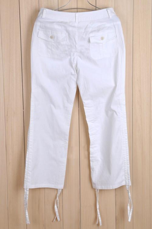 Белые Капри (XL Размер)!