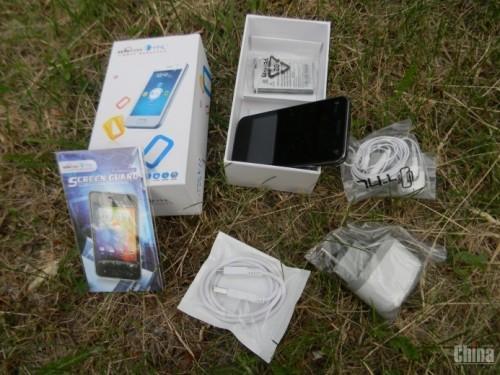 Плюс подарок! Смартфон THL v11 MTk 6575