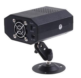 Лазерная светомузыкальная установка (1)