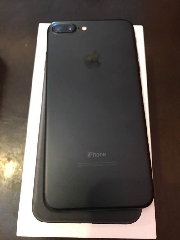 Apple iPhone 7 Plus 4G Телефон 256 ГБ Розовое золото, красный, черный