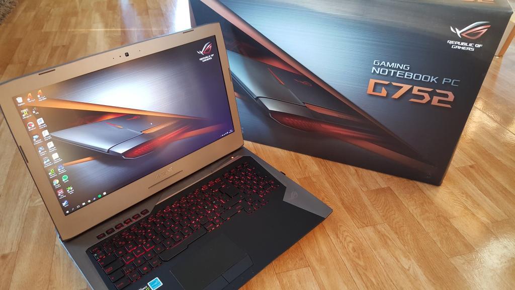 "ASUS 17.3 ""Gamers G752VS для ноутбуков"