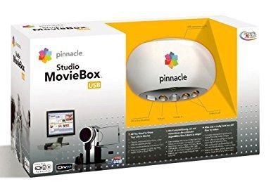 Pinnacle Studio MovieBox - для видеозахвата