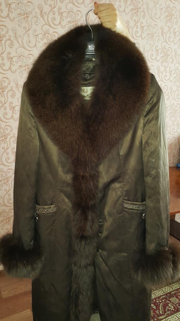 Зимнее пальто Пихора
