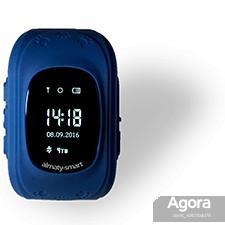 Детские часы Q50 с OLED дисплеем от Wonlex!
