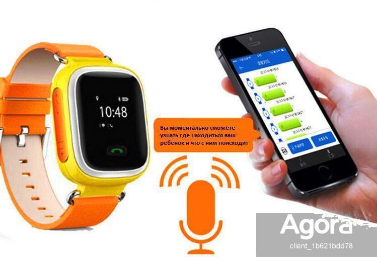 Часы с gps Q60S от Wonlex (оригинал)