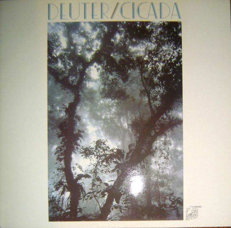 Виниловая пластинка  Georg Deuter - Cicada