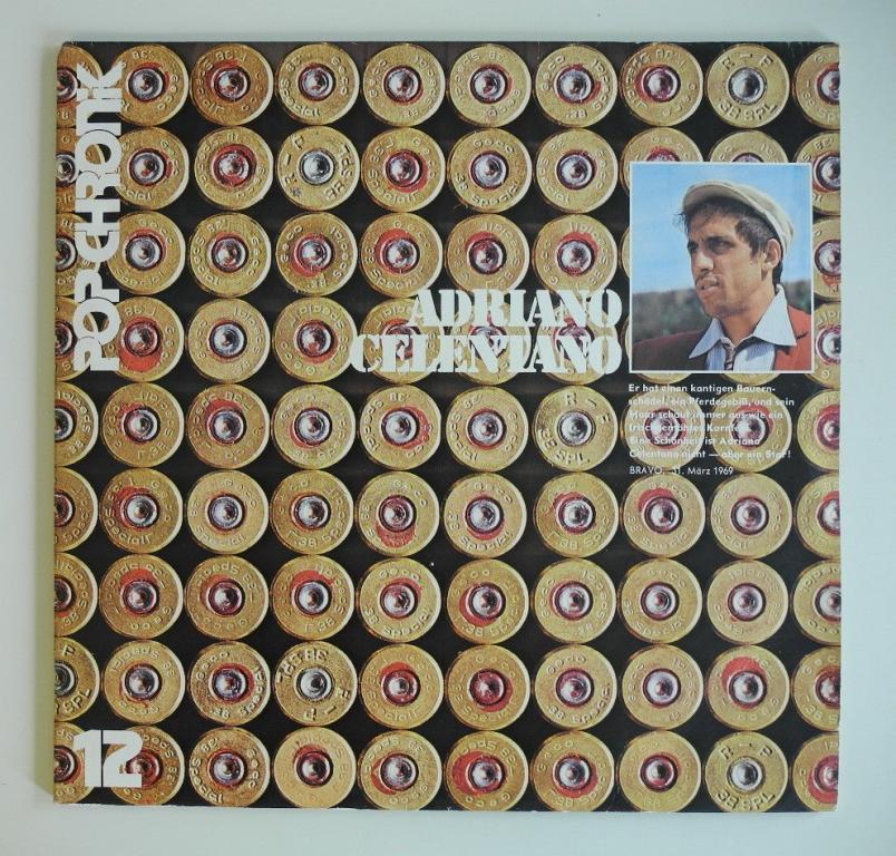 Виниловая пластинка  Adriano Celentano -best 2LP