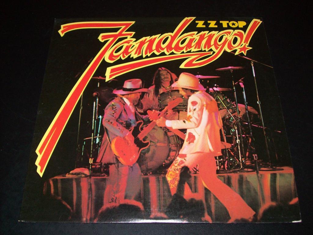 Виниловая пластинка  ZZ Top - Zandango
