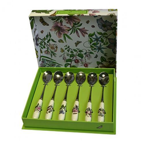 Десертные Ложки Botanic Garden 6 шт      Производитель: Portmeirion Group Великоритания
