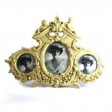 Рамка для 3 фото Магдалена      Производитель: Casa Bianca Италия