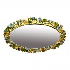 Зеркало-тарелочка для мелочей Нежность