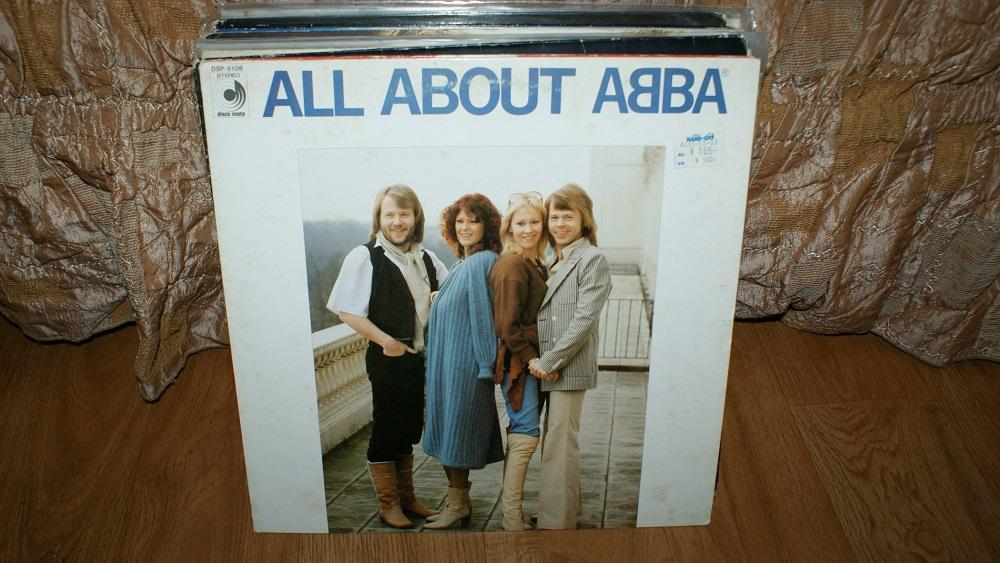 Виниловая пластинка ABBA / EX
