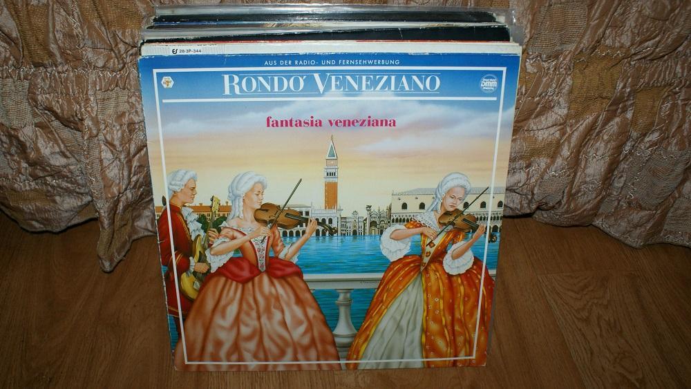 Виниловая пластинка RONDO VENEZIANO / EX