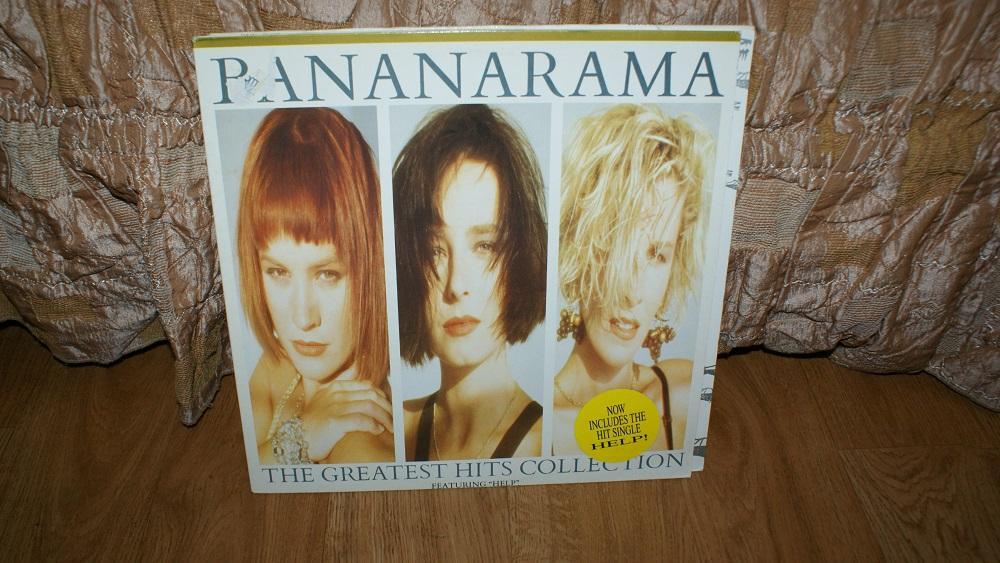 Виниловая пластинка- BANANARAMA - GREATS HITS / EX