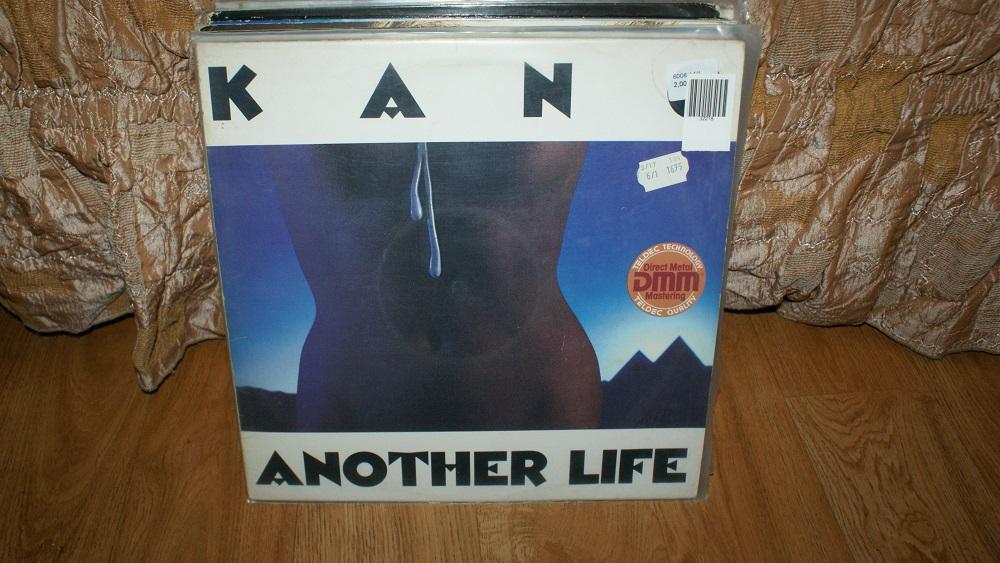 Виниловая пластинка KANO - ANOTHER LIFE /EX/ ITALODISCO