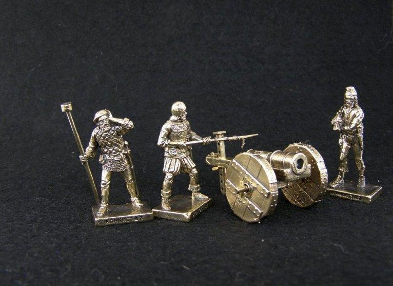 Артиллерия Конкистадоров