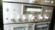 Блочный музыкальный центр SONY