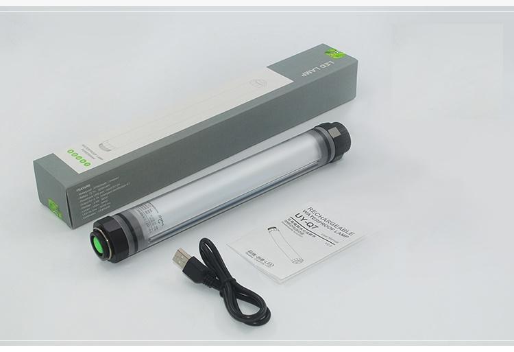 Фонарь 5200mah Waterproof Led Lamp & PowerBank VYC !