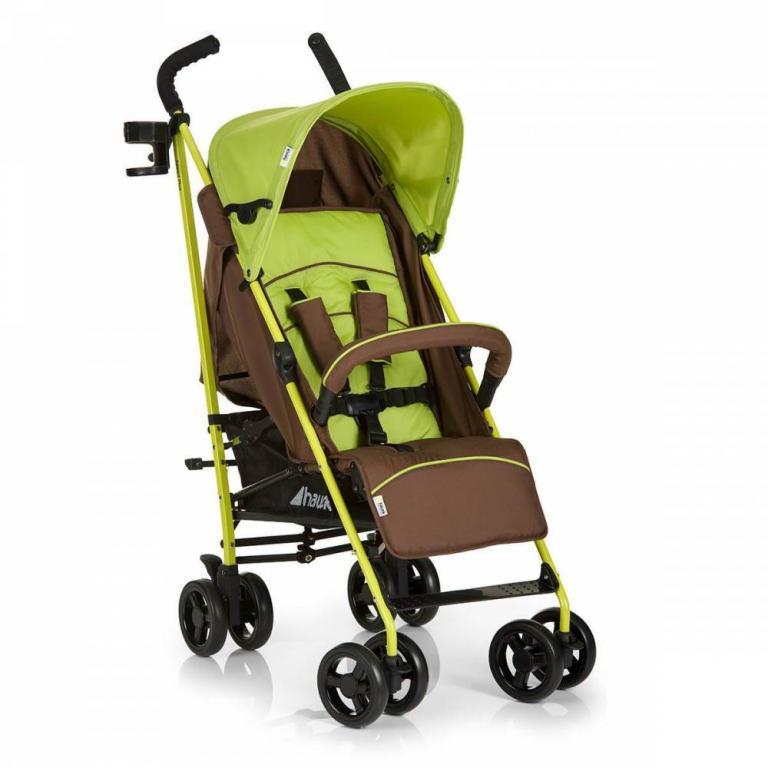 Продам б\у в отличном состоянии импортную детскую кроватку-коляску BW  Baby Way Car 305G17 Green