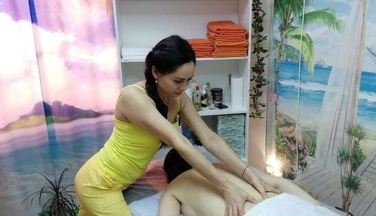 Все виды массажа для мужщин
