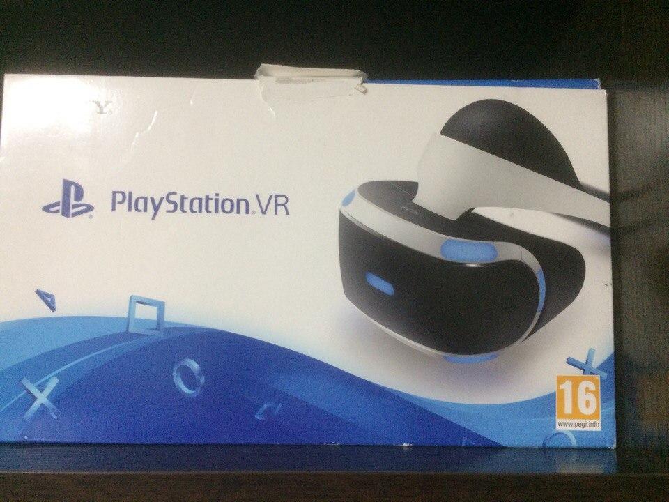 очки виртуальной реальности для PS4