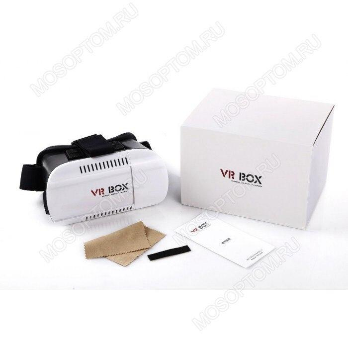 Очки виртуальной реальности vr box2.0