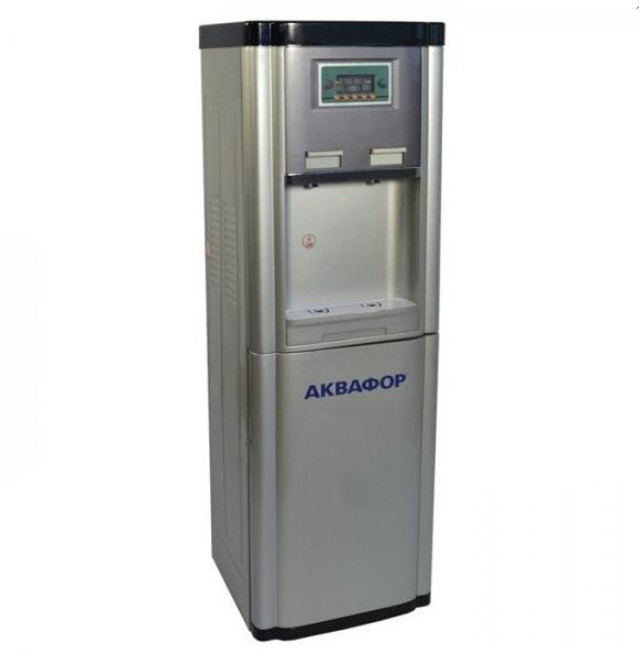 Фильтр-диспенсер GX60LB-F-D Кристалл ЭКО от компании Аквафор