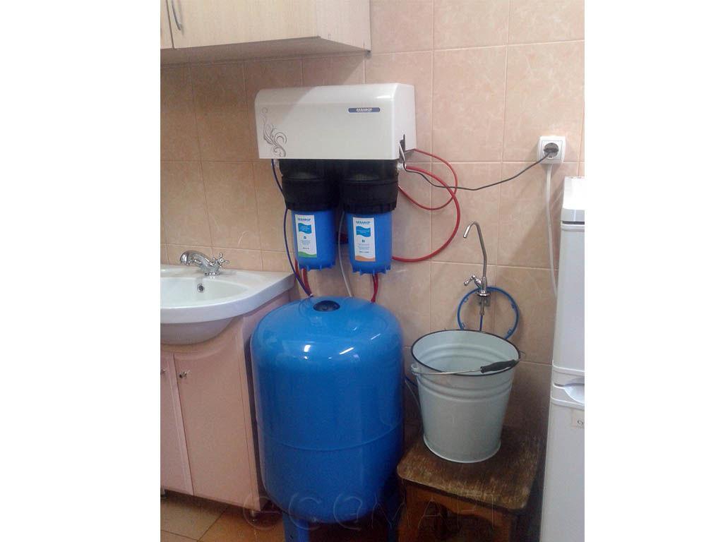 Аквафор ОСМО-400-4-ПН-10 фильтр для воды