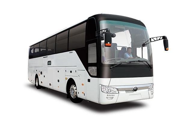 Туристический автобус Yutong ZK6122H9 55 мест 2017 года