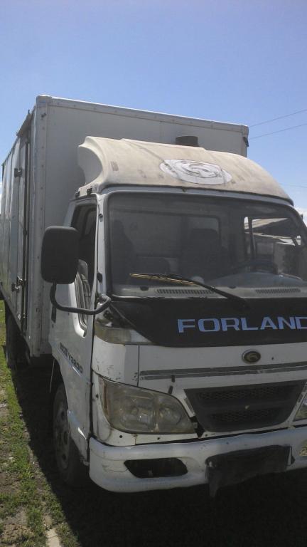Продам а/м FORLAND 2007г., требуется мелкосрочный ремонт, 8-777-633-80-33