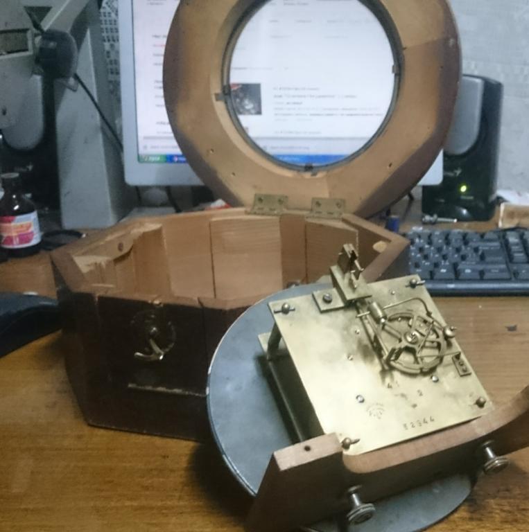 Часы lenzkirch  кабинетные с маятником 1880 года на ходу