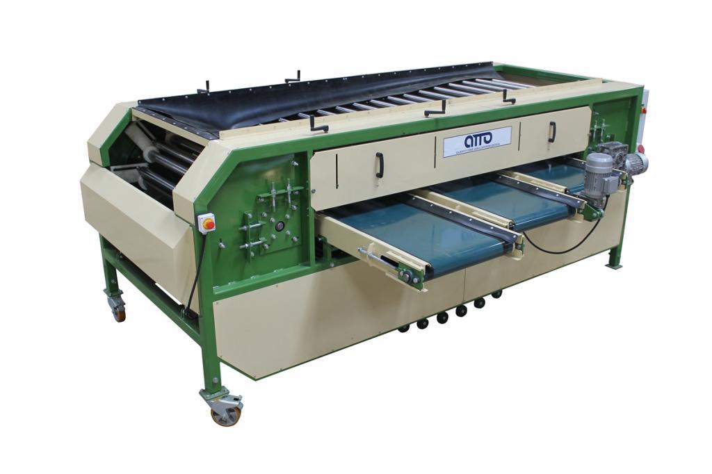 оборудование машина для сортировки овощей, картофеля, моркови, лука, свеклы, корнеплодов УК-10
