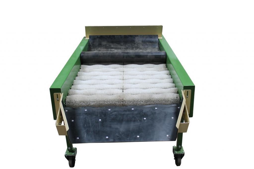 оборудование машина для сухой очистки чистки картофеля, овощей, лука, моркови, корнеплодов УСО-10