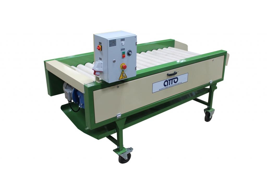 оборудование машина для фетровой сушки картофеля и овощей после мойки УСФ-10