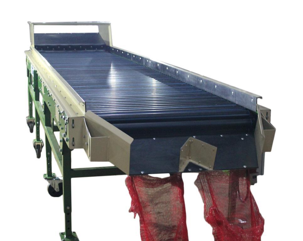 стол роликовый инспекционный (сортировочный переборочный) для переборки овощей, картофеля, лука КРИ-