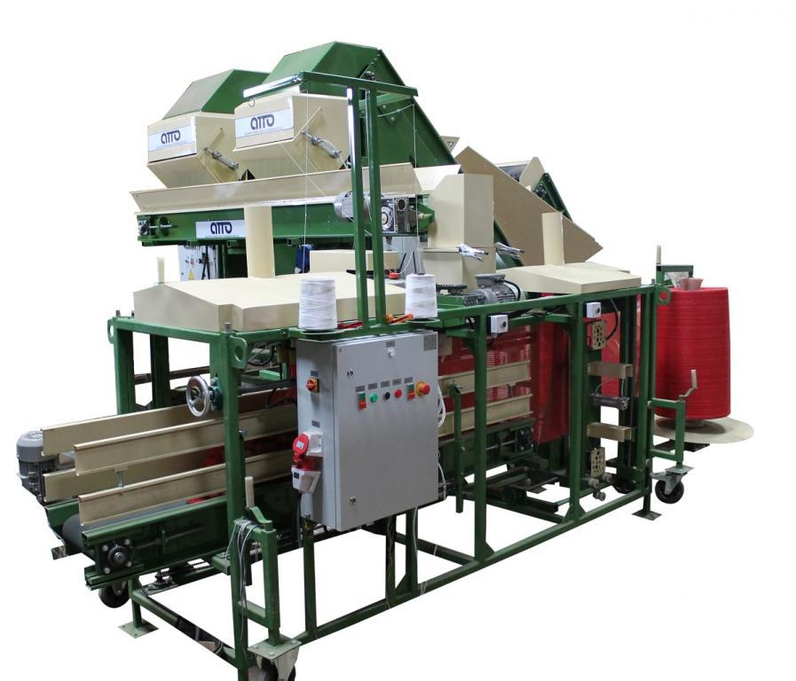 фасовка овощей картофеля оборудование, упаковка овощей картофеля оборудование