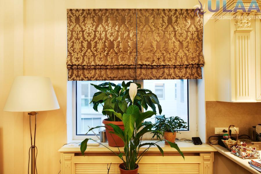 Жалюзи, рулонные и римские шторы, рольставни, москитные сетки