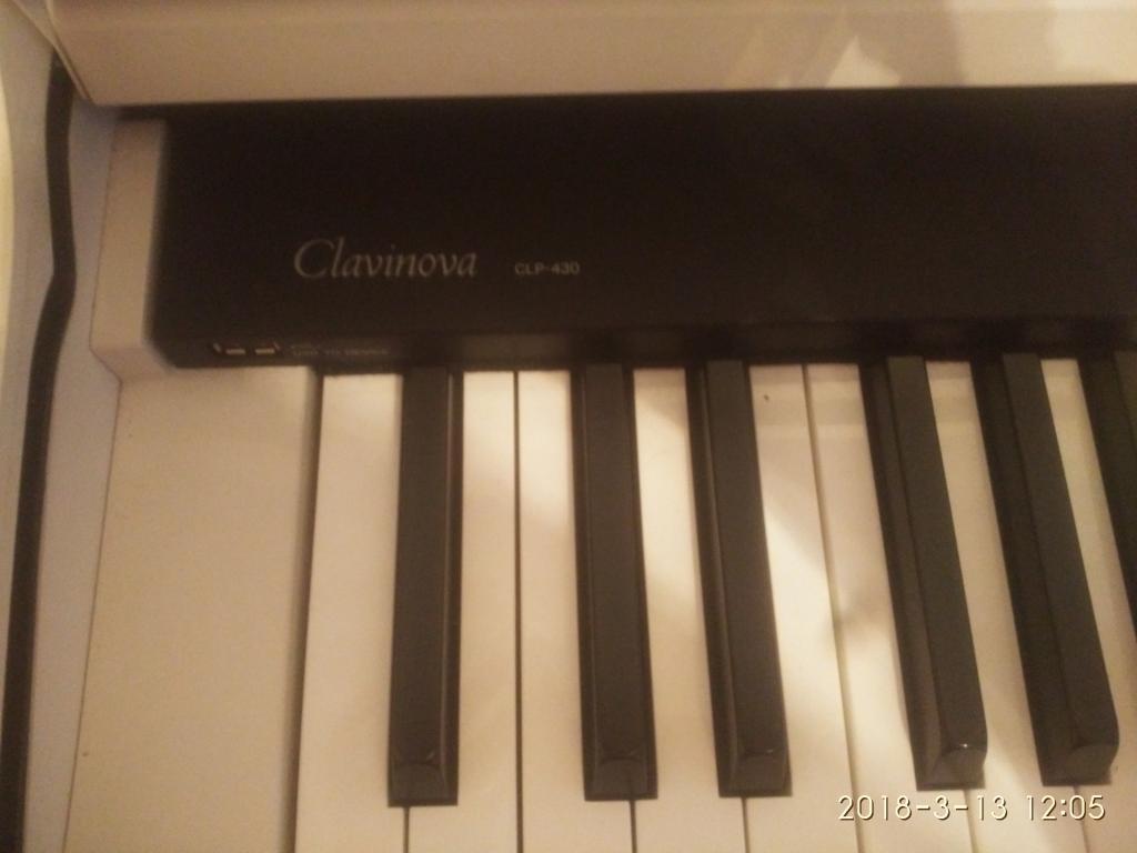 Продам электронный пианино YAMAHA