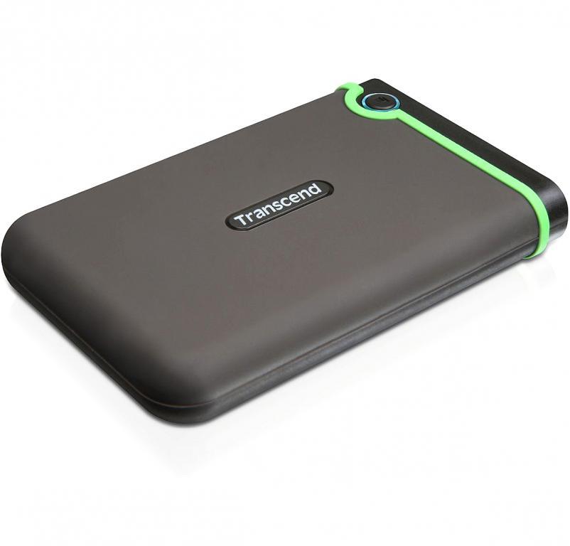 "Внешний жесткий диск HDD 2. 5"", 1TB, Transcend StoreJet 25M3, USB 3. 0"