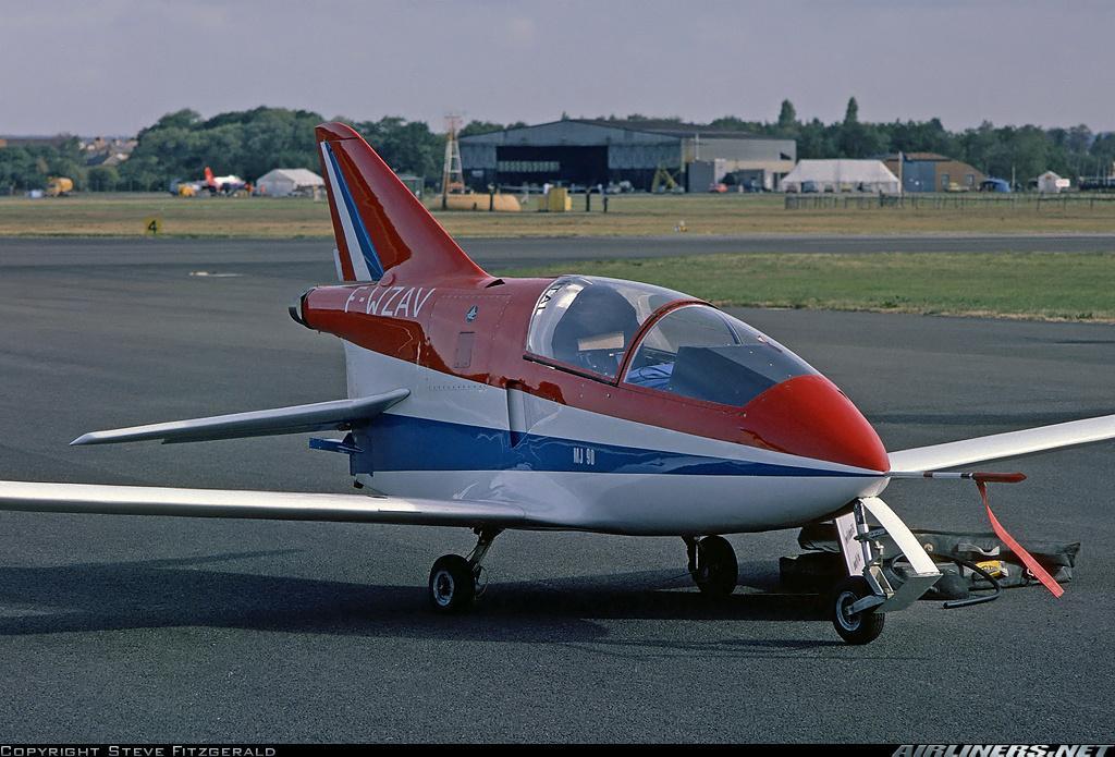 Самолет BD-5