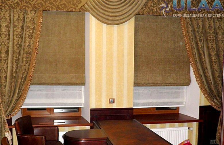 Римские и ролл шторы, жалюзи, рольставни, комплектующие