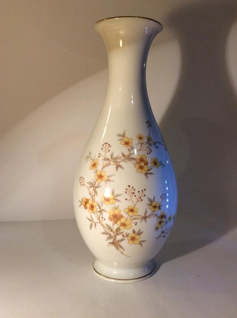 Огромная ваза 30 см.Начало прошлого века.Уникальная сохранность и красота!!