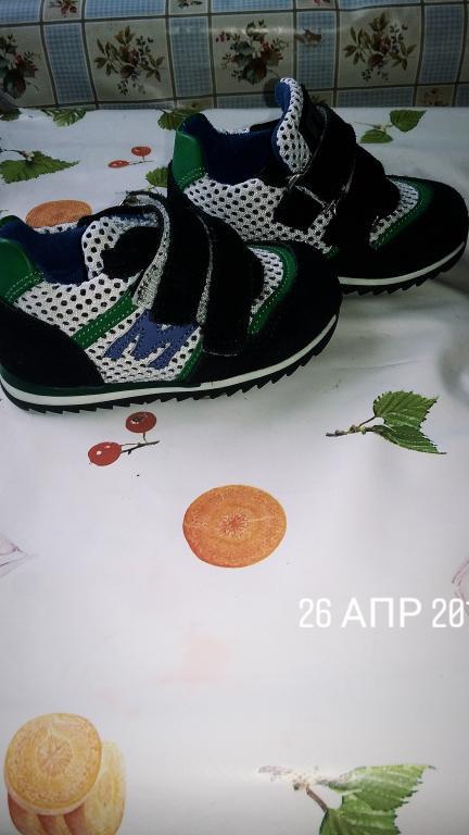 Продам ортопедические кроссовки