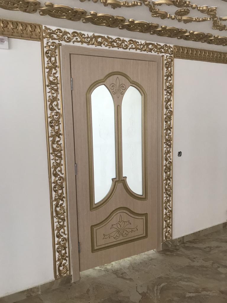 Дверные проемы и арки  из гипса
