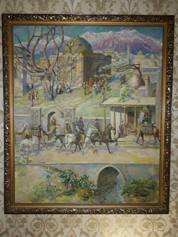 Картина от художника Санталов В.
