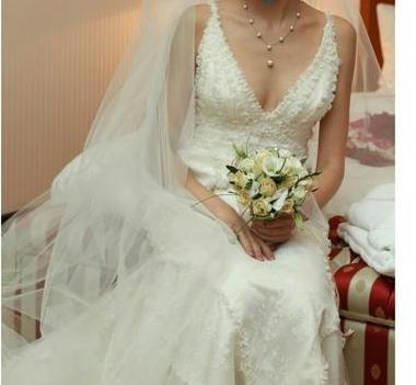 Свадебное платье San Patrick