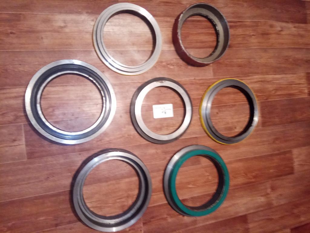 Кольцо скольжения, отрезное кольцо XCMG, PUTZMEISTER, CIFA, SANY, ZOOMLION, SHWING  и др.